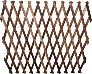 YATAI Wooden Fence Portable Expanding Wicker Wooden Fence for Home Garden Villa Outdoor Decoration – Wood Fence (2)