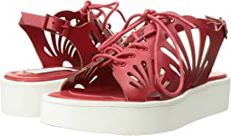 Stella McCartney Kids Flores Platform Sandals w/ Floral Cut-Outs (Toddler/Little Kid/Big Kid)