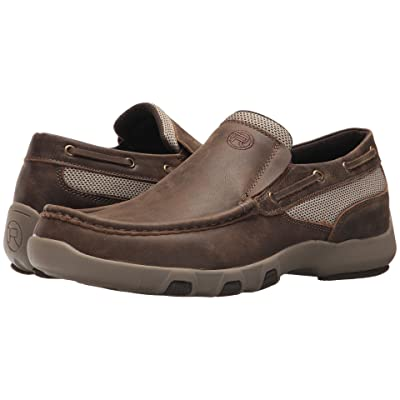 Roper Docks (Brown) Men