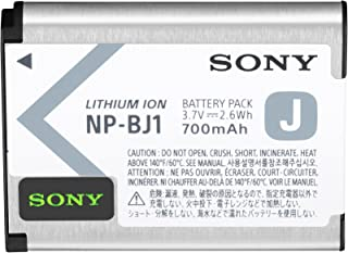 ソニー リチャージャブルバッテリーパック NP-BJ1