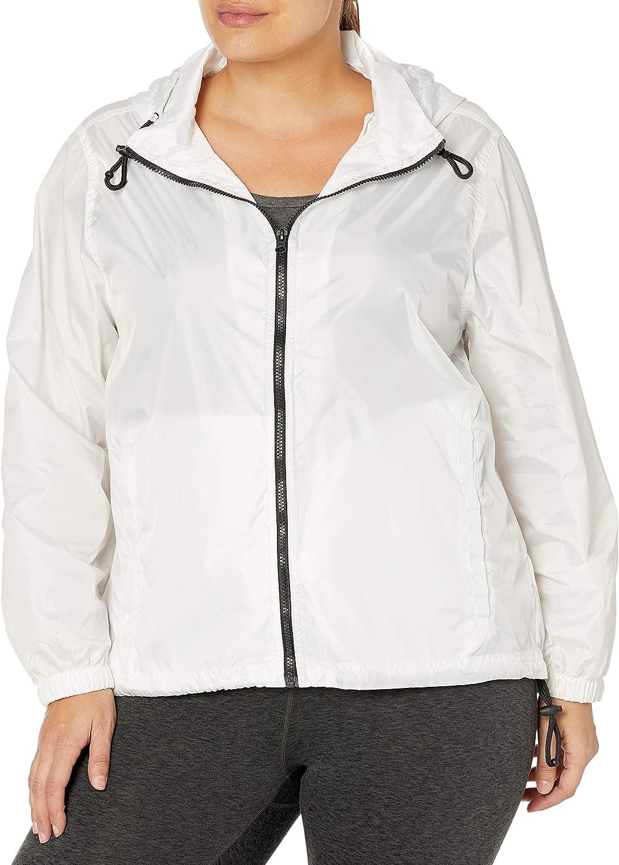 Big Chill womens Lightweight Waterproof Packable Active Rain Jacket