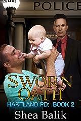 Sworn Oath: A MM Mpreg Romance (Hartland PD Book 2) Kindle Edition