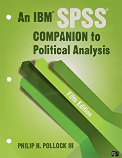 BUNDLE: Pollock: An IBM SPSS® Companion to Political Analysis, 5e + CQ Press IBM® SPSS® Statistics v23.0 Student Version