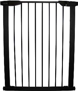 Cardinal Gates Extra Tall Auto-Lock Pressure Gate, Black