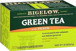 Best bigelow perfect peach tea Reviews