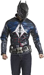 Rubie's Costume DC Comics Men's Arkham Knight Muscle Chest Costume Top