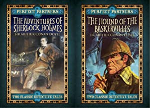 The Hound of the Baskervilles & The Adventures of Sherlock Holmes: Slip-case Edition (Perfect partners)