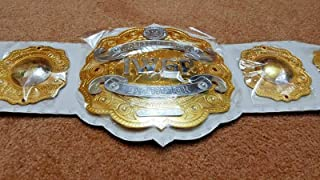 Regalia Craft IWGP Intercontinental Wrestling Championship Replica Belt Adult Size