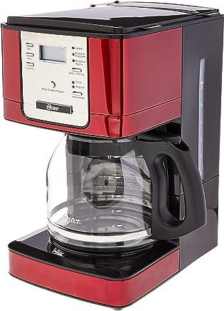 Cafeteira Flavor Programável 220V, Oster BVSTDC4401RD-057, Vermelho