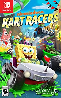 Nickelodeon Kart Racers Nintendo Switch Games and Software