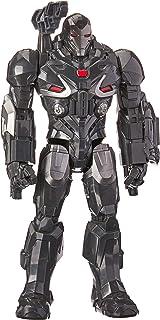 Boneco Marvel Avengers Titan deluxe 2.0 Máquina Combate - Figura com 30 cm - E4017 - Hasbro
