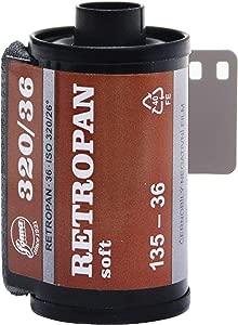 Foma Retropan 320 135mm exposures...