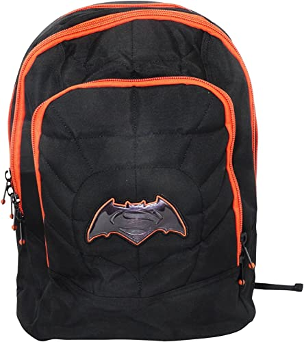 Dc Comics Batman V Superman Rucksack Kinderrucksack mit Geschenk