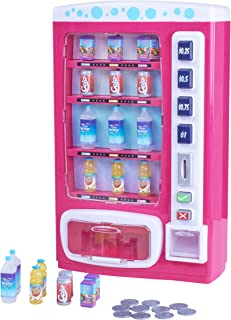 myLife Brand Products My Life As 29 Piece Doll Vending Machine Set for 18