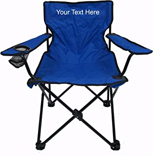 Personalized Imprinted C-Series Rider Classic Quad Chair by Travel Chair