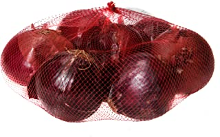 Onion Red Organic, 3lb Bag