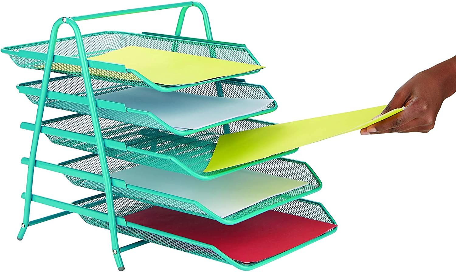Mind Ranking TOP15 Reader 5TPAPER-TUR Desk Organizer Trays with Wholesale for Sliding 5
