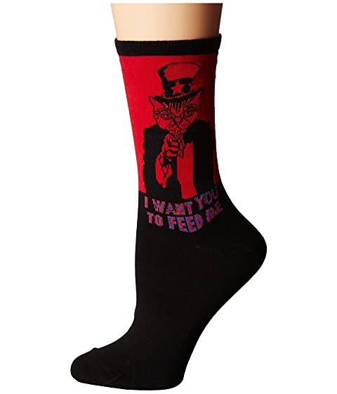 Socksmith Socksmith Patriotic Kitty Kitty Red Red Socksmith Patriotic Patriotic rwrBWHqRA