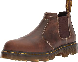 Dr. Martens mens PENLY Chelsea TAN GREENLAND