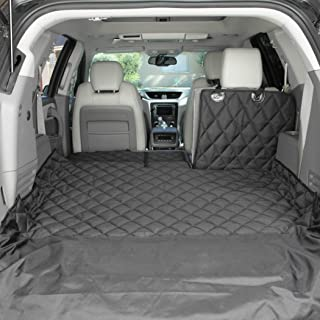 4Knines SUV Cargo Liner for Fold Down Seats - 60/40 Split and Armrest Pass-Through Compatible - USA Based Company (Extra L...