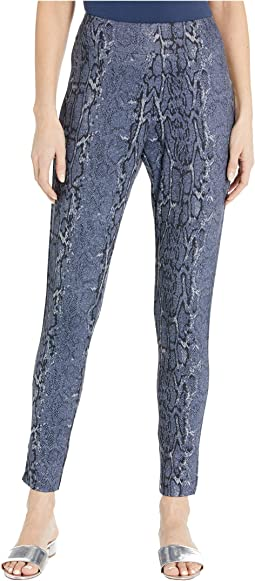 Pull-On Ankle Skinny in Stretch Knit