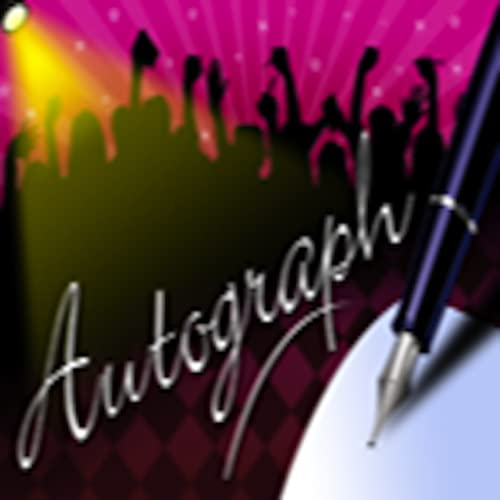 Autograph with Voice Diary Notes, Sign and Sketch