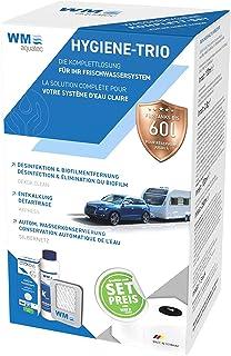 WM aquatec Hygiene Trio für Frischwassersysteme bis 60 Liter Tankgröße