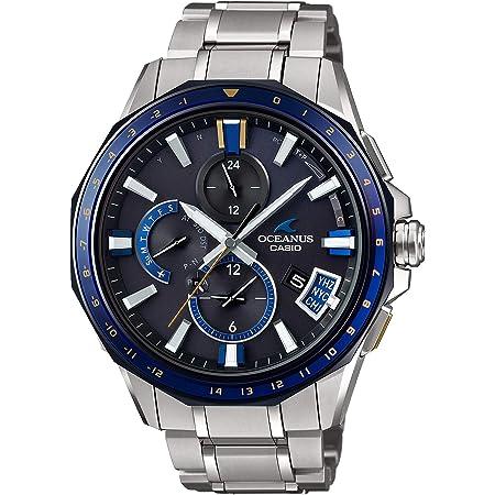 [カシオ] 腕時計 オシアナス Bluetooth 搭載 GPS 電波ソーラー OCW-G2000G-1AJF メンズ シルバー