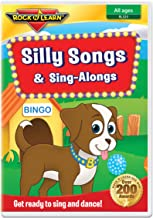 Silly Songs & Sing-Alongs DVD - Get ready to sing and dance!