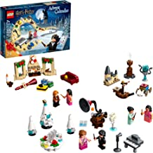 LEGO Harry Potter Advent Calendar 75981, Collectible Toys from The Hogwarts Yule Ball, Harry Potter and The Goblet of Fire...