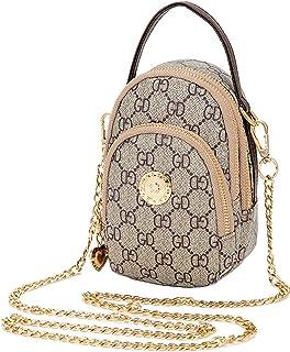 Stylish Ladies Small Crossbody Bags 3 Zipper Pockets Lightweight Shoulder Bag for Women Mini Purse and Messenger Handbags ...