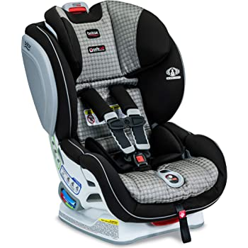 Britax Advocate ClickTight Convertible Car Seat | 3 Layer Impact Protection - Rear & Forward Facing - 5 to 65 Pounds, Venti
