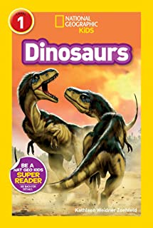 National Geographic Kids Dinosaurs (National Geographic Kids Readers: Level 1)