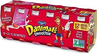 danimals smoothie cotton candy