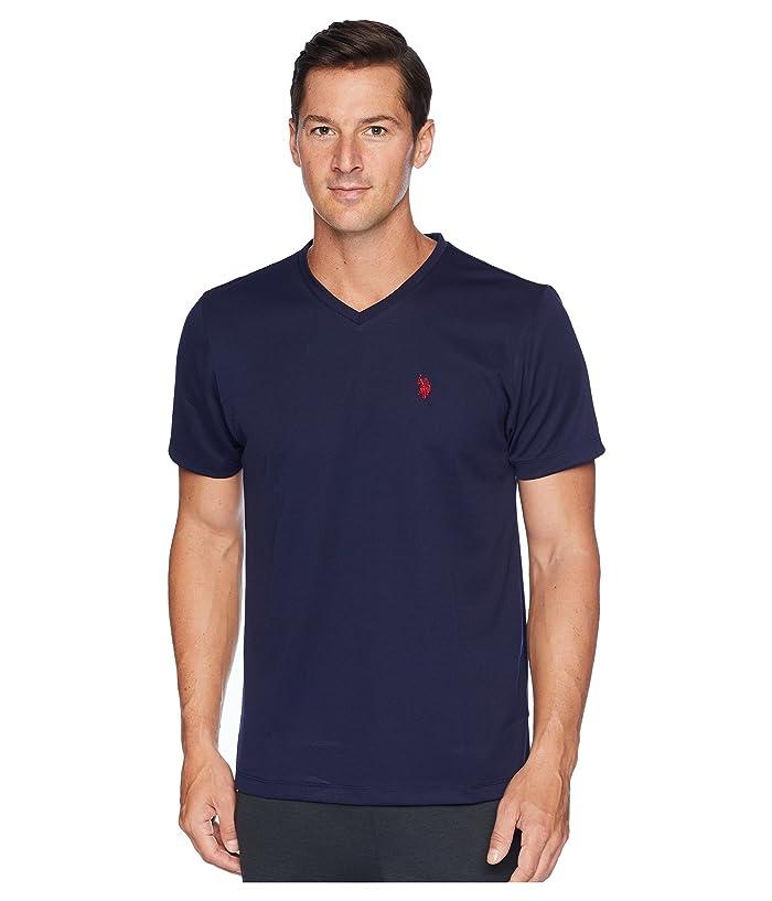 U.S. POLO ASSN. Performance V-Neck T-Shirt