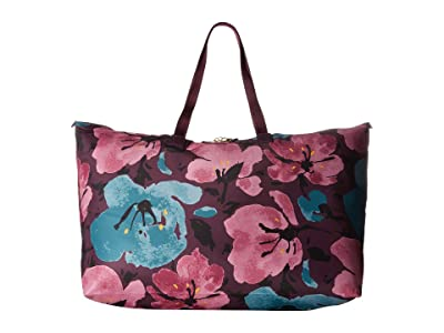 Tumi Voyageur Just in Case(r) Travel Duffel (Peony Floral) Duffel Bags