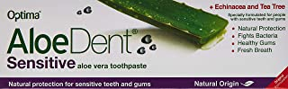 Aloe Dent Toothpaste for Sensitive Teeth, 50 ml