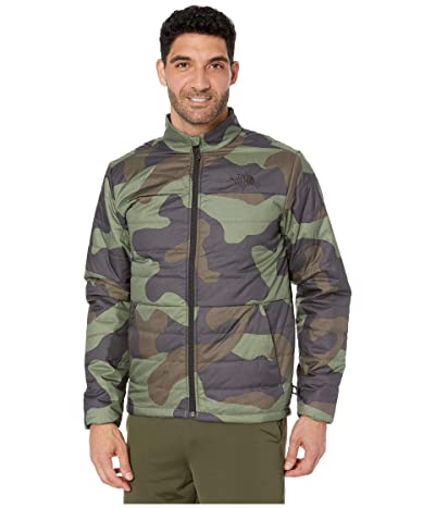 The North Face Bombay Jacket (Four Leaf Clover Terra Camo Print) Men