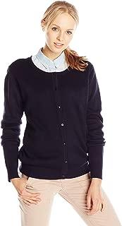 jewel neck cardigan sweaters