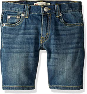 Levi's Boys' 502 Regular Fit Shorts