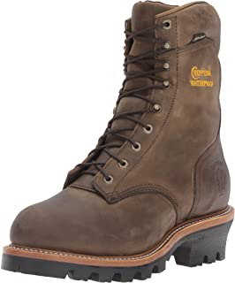 Best chippewa super logger boots Reviews