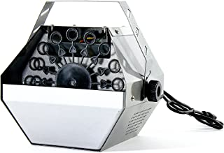 Prosource Turbo Deluxe 16W and Professional High Output Automatic Bubble Machine Maker