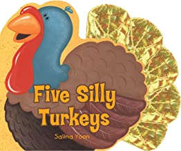 Best 5 little turkeys book Reviews