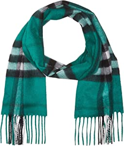 Burberry Kids - Exploded Check Cashmere Scarf