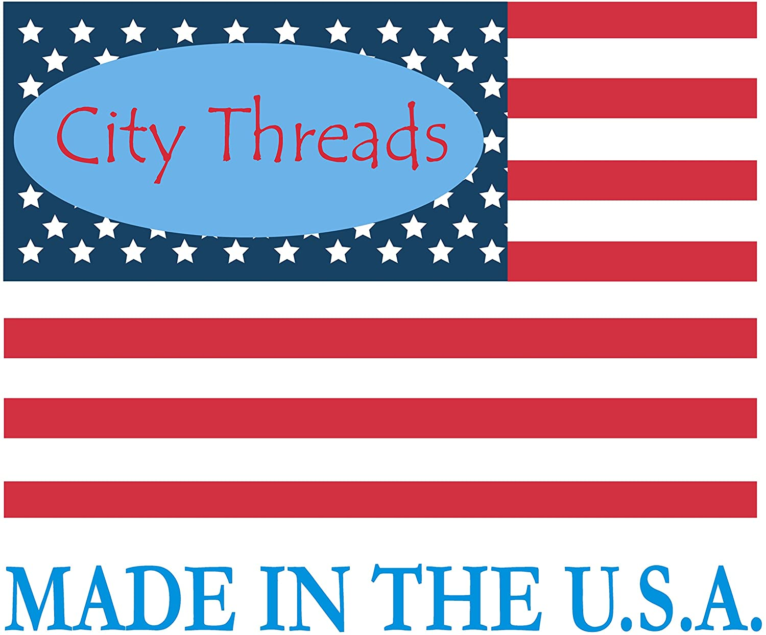 Made in USA City Threads Boys All Cotton Briefs Underwear 3-Pack for Sensitive Skin