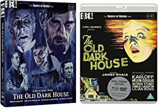 The Old Dark House [Masters of Cinema] Dual Format