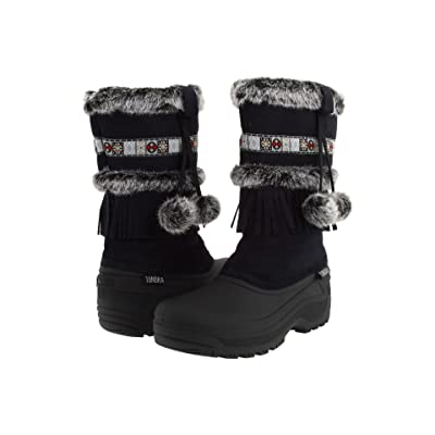 Tundra Boots Nevada (Black) Women