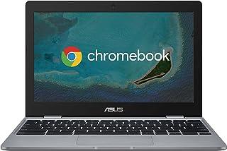 "Asus Chromebook C223 Notebook con Monitor 11,6"" HD Anti-Glare, Intel Celeron N3350, RAM 4GB, 32GB eMMC, Sistema Operativo ..."