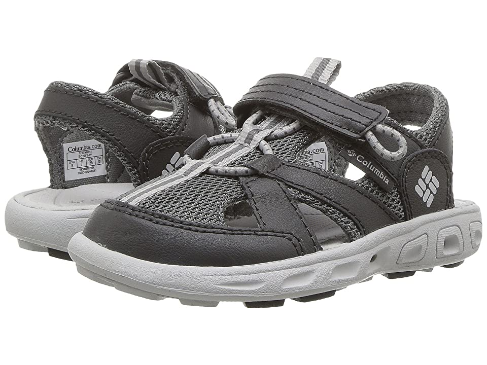 Columbia Kids Techsun Wave (Toddler/Little Kid/Big Kid) (Shark/Grey Ice) Boys Shoes