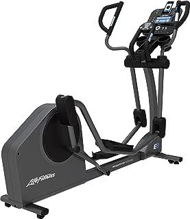 Life Fitness E3 Track and Cross-Trainer, Titanium